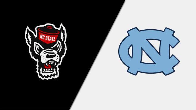 NC State vs. North Carolina (Semifinal)