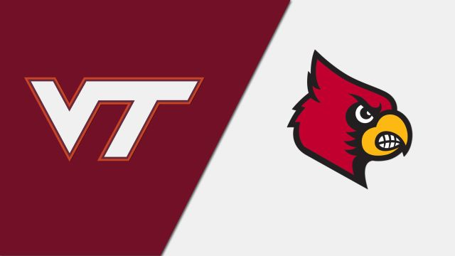 #17 Virginia Tech vs. Louisville (M Soccer)
