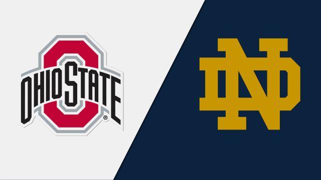 Ohio State vs. #2 Notre Dame (W Lacrosse)
