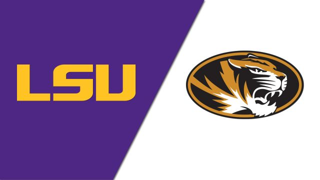 LSU vs. Missouri