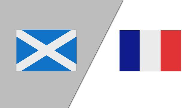 Scotland vs. France (Group Stage)