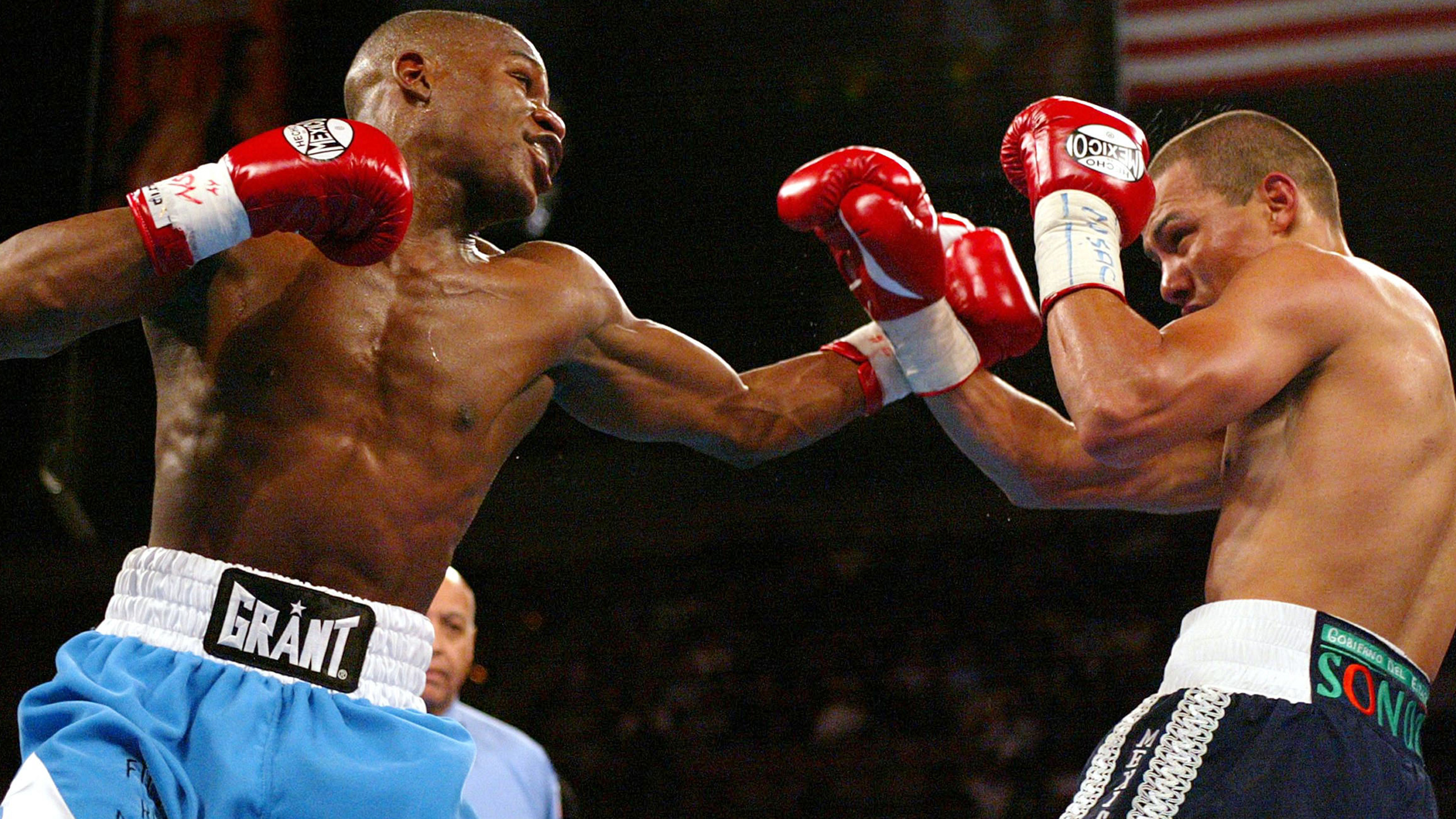 Top Rank Classic Fights: Floyd Mayweather Jr. vs. Jose Luis Castillo 2