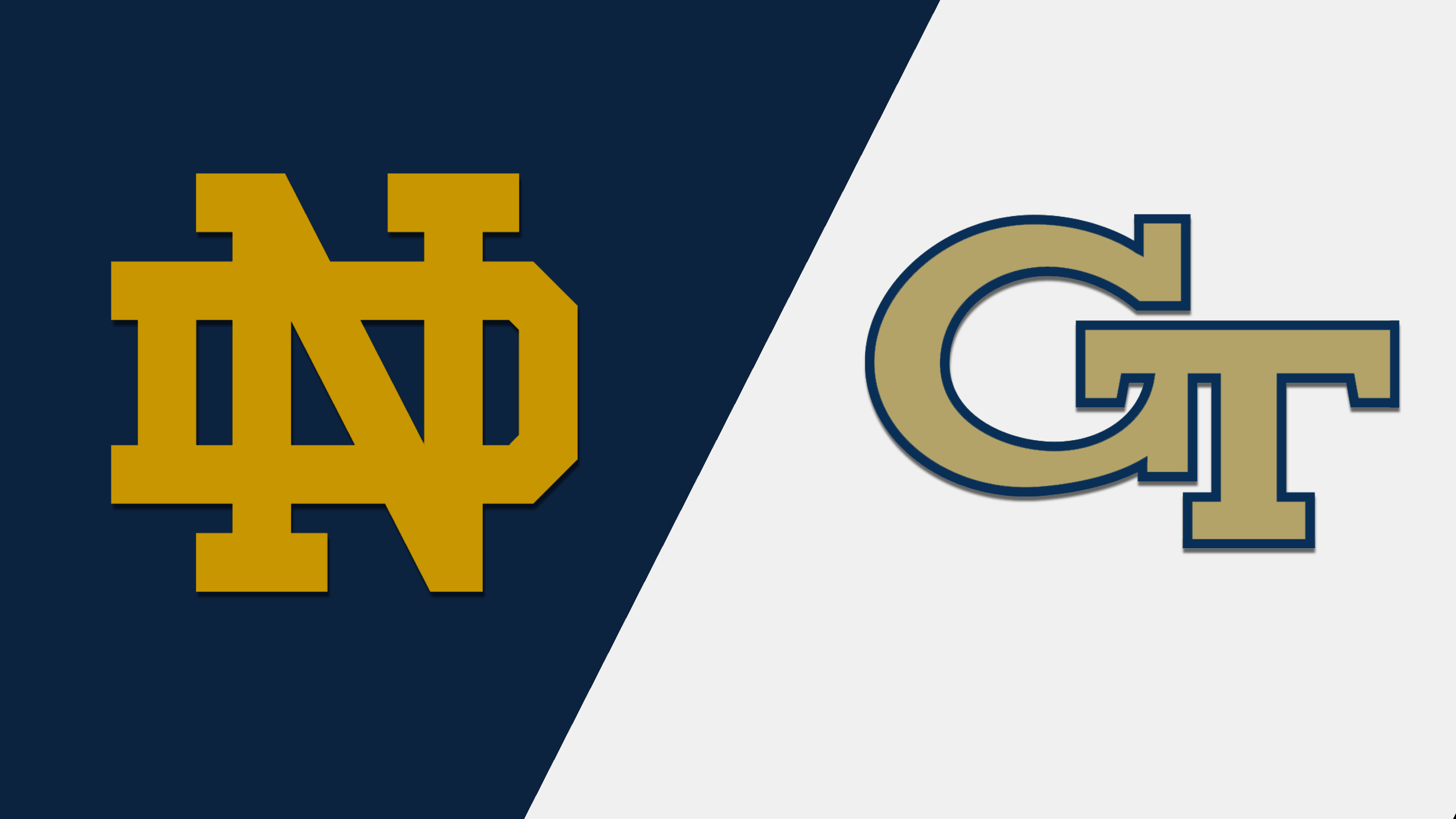 Notre Dame vs. Georgia Tech (M Basketball)