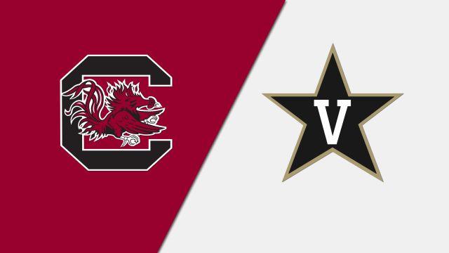 South Carolina vs. Vanderbilt (M Basketball)
