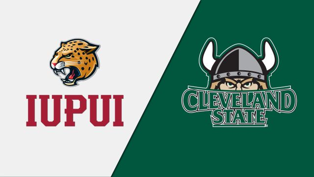 IUPUI vs. Cleveland State (W Volleyball)