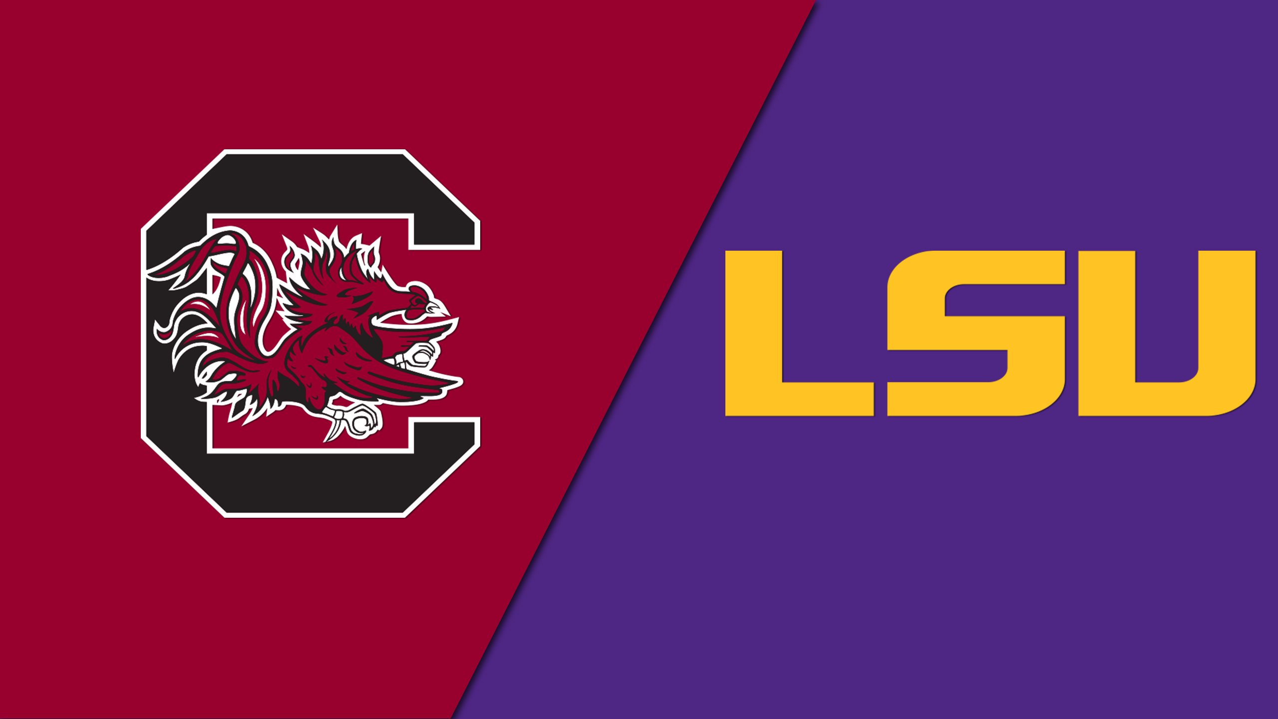 South Carolina vs. LSU