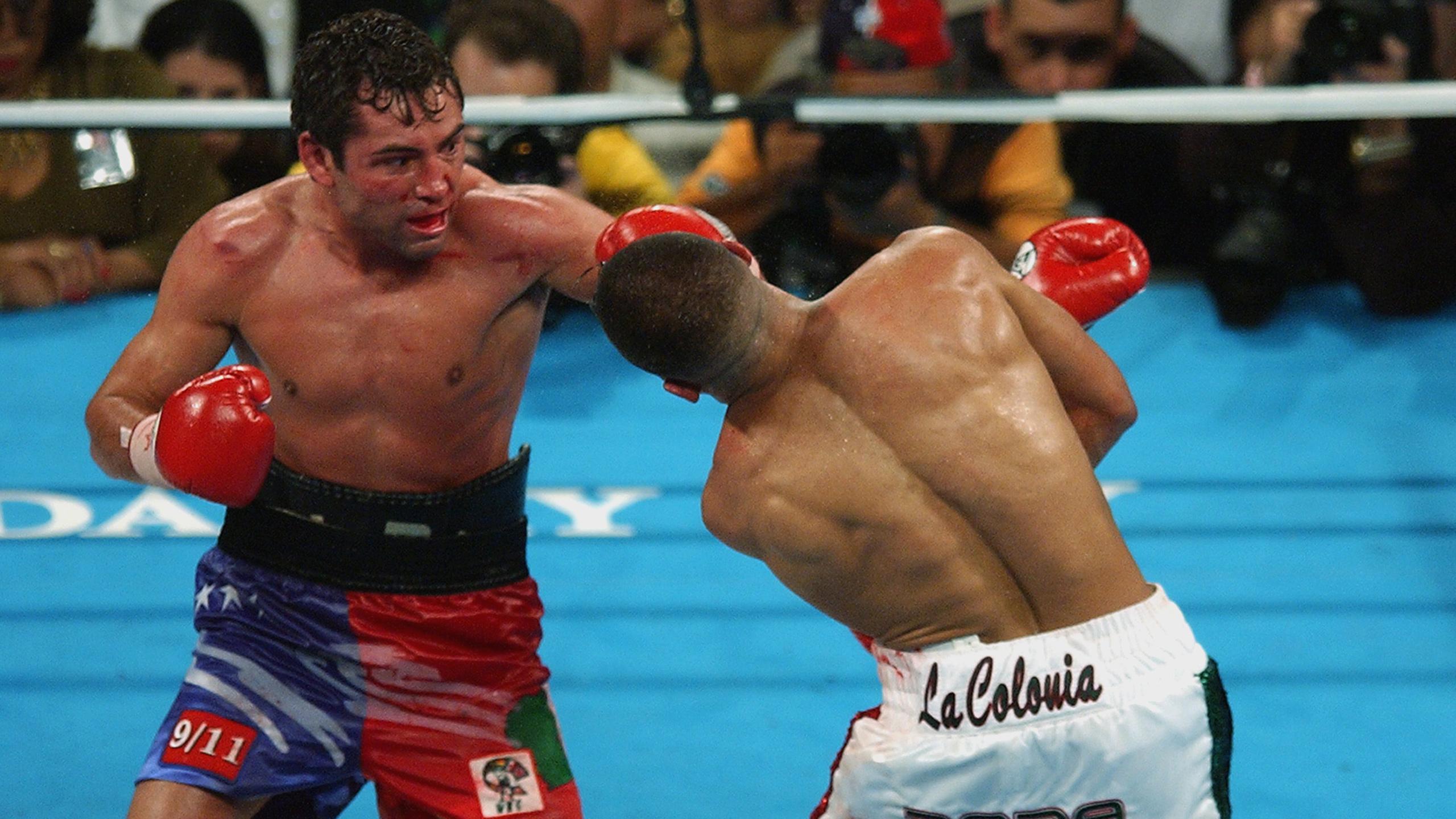 Top Rank Classic Fights: Oscar de la Hoya vs. Fernando Vargas