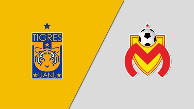In Spanish-Tigres UANL vs. Monarcas de Morelia (Jornada 15) (Liga MX)