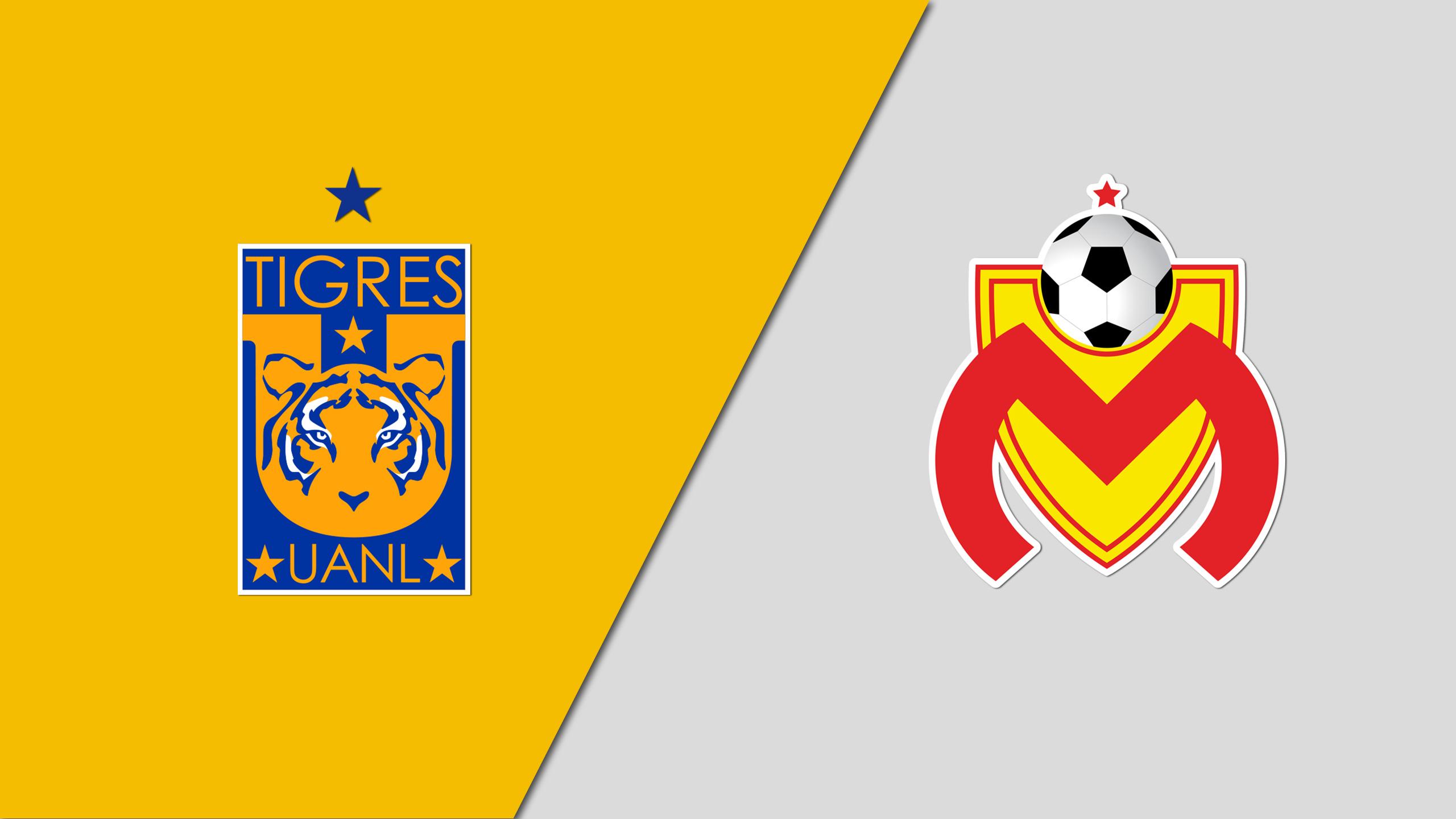 Tigres UANL vs. Monarcas de Morelia (Jornada 15)