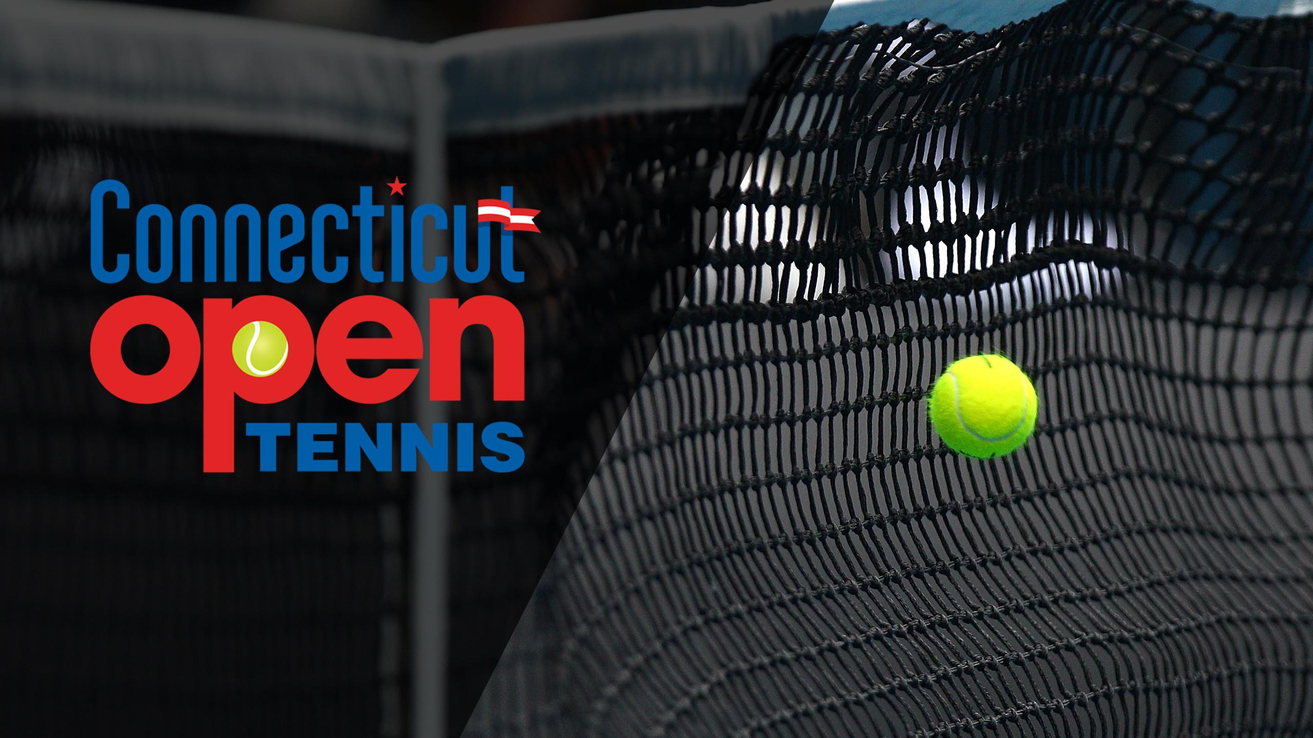 2018 US Open Series - Connecticut Open (Semifinal #1)