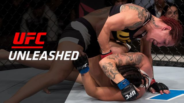 UFC Unleashed: Cyborg vs. Lansberg
