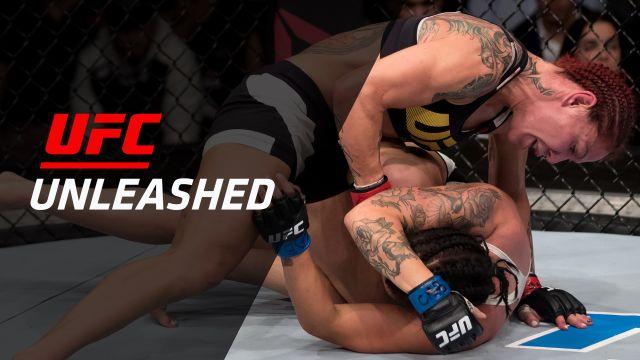 UFC Unleashed: Cyborg vs. Lansberg