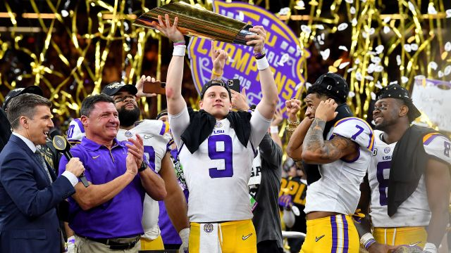 LSU National Championship Celebration
