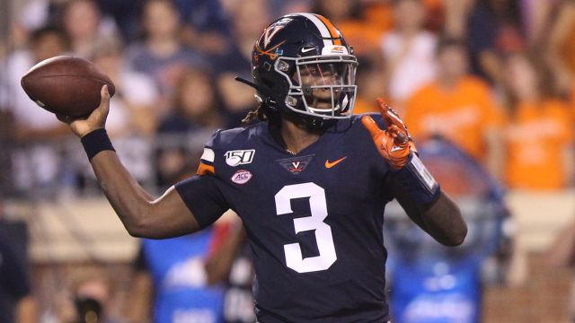 Old Dominion vs. #21 Virginia (Football)