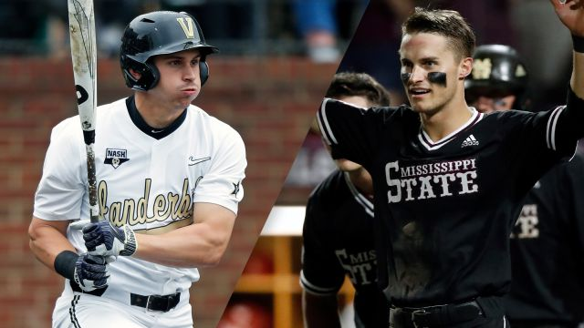 #2 Vanderbilt vs. #6 Mississippi State (Game 8) (College World Series)