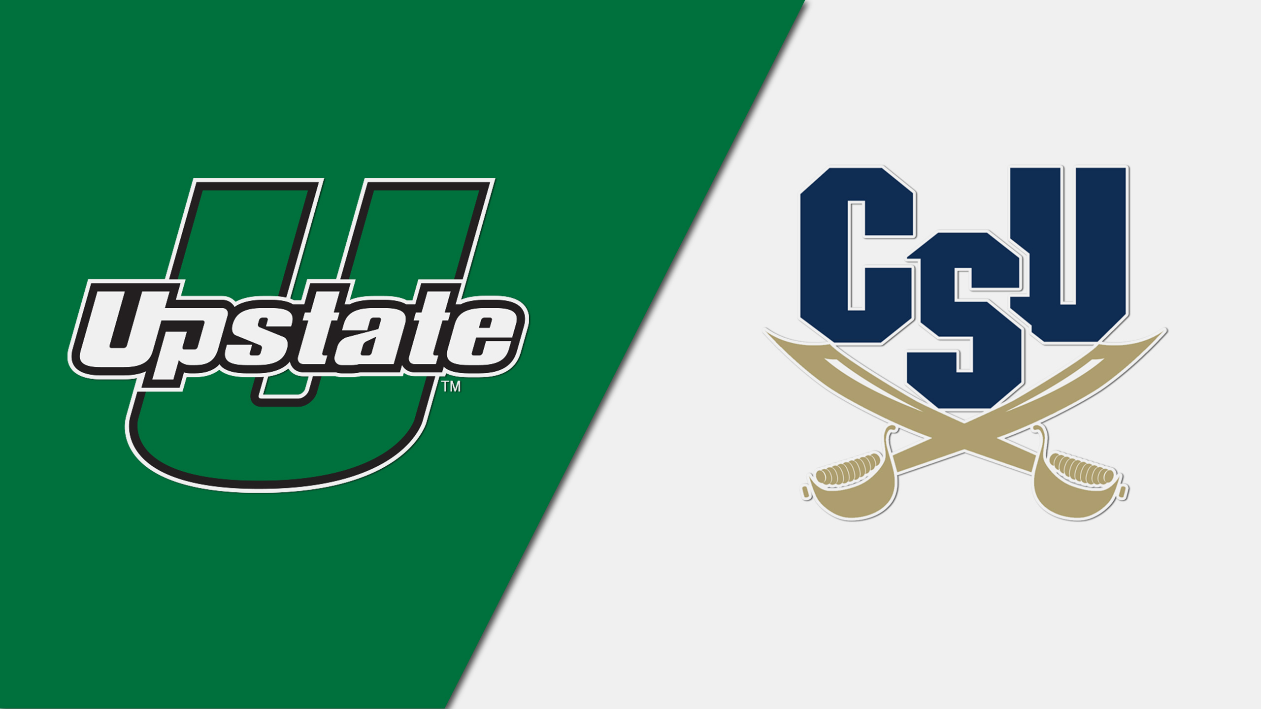 USC Upstate vs. Charleston Southern (First Round, Game 2) (Big South Men's Basketball Championship)