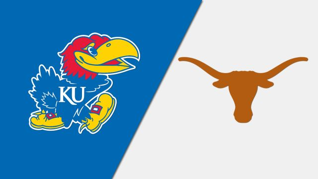 Kansas Jayhawks vs. Texas Longhorns (Football)