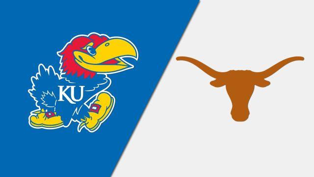 Kansas Jayhawks vs. Texas Longhorns (ESPN Classic Football)