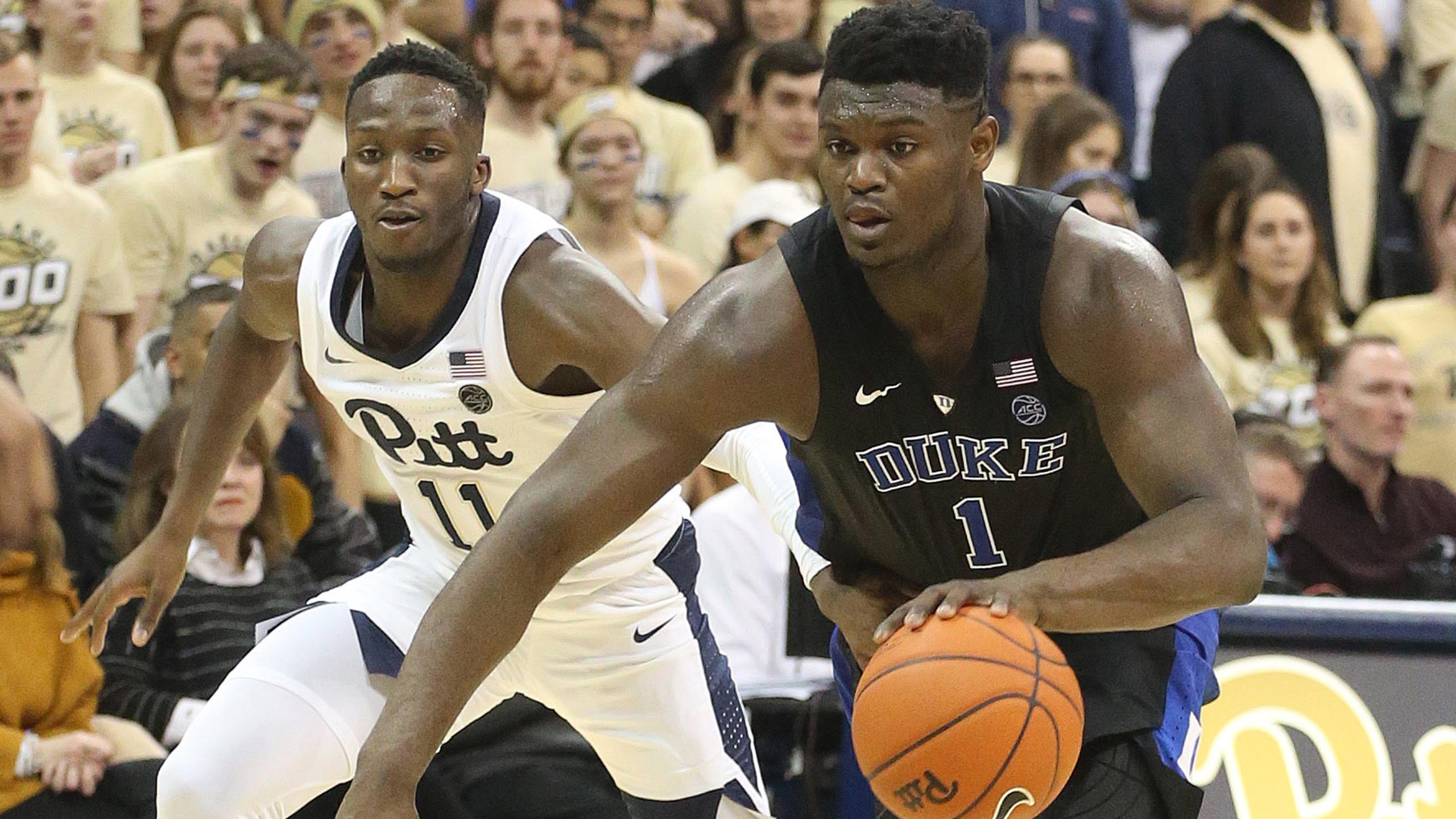 #2 Duke vs. Pittsburgh (M Basketball) (re-air)