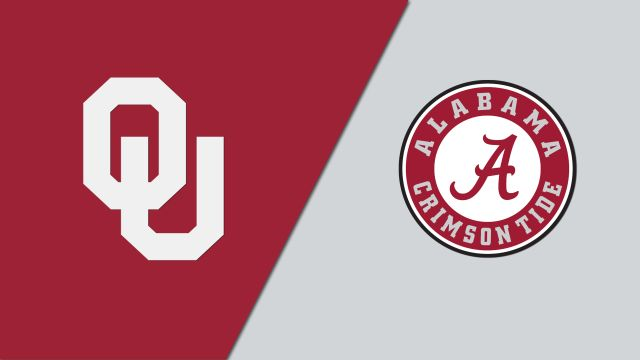 Oklahoma vs. Alabama