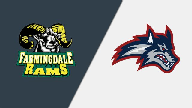 Farmingdale State vs. Stony Brook (M Basketball)