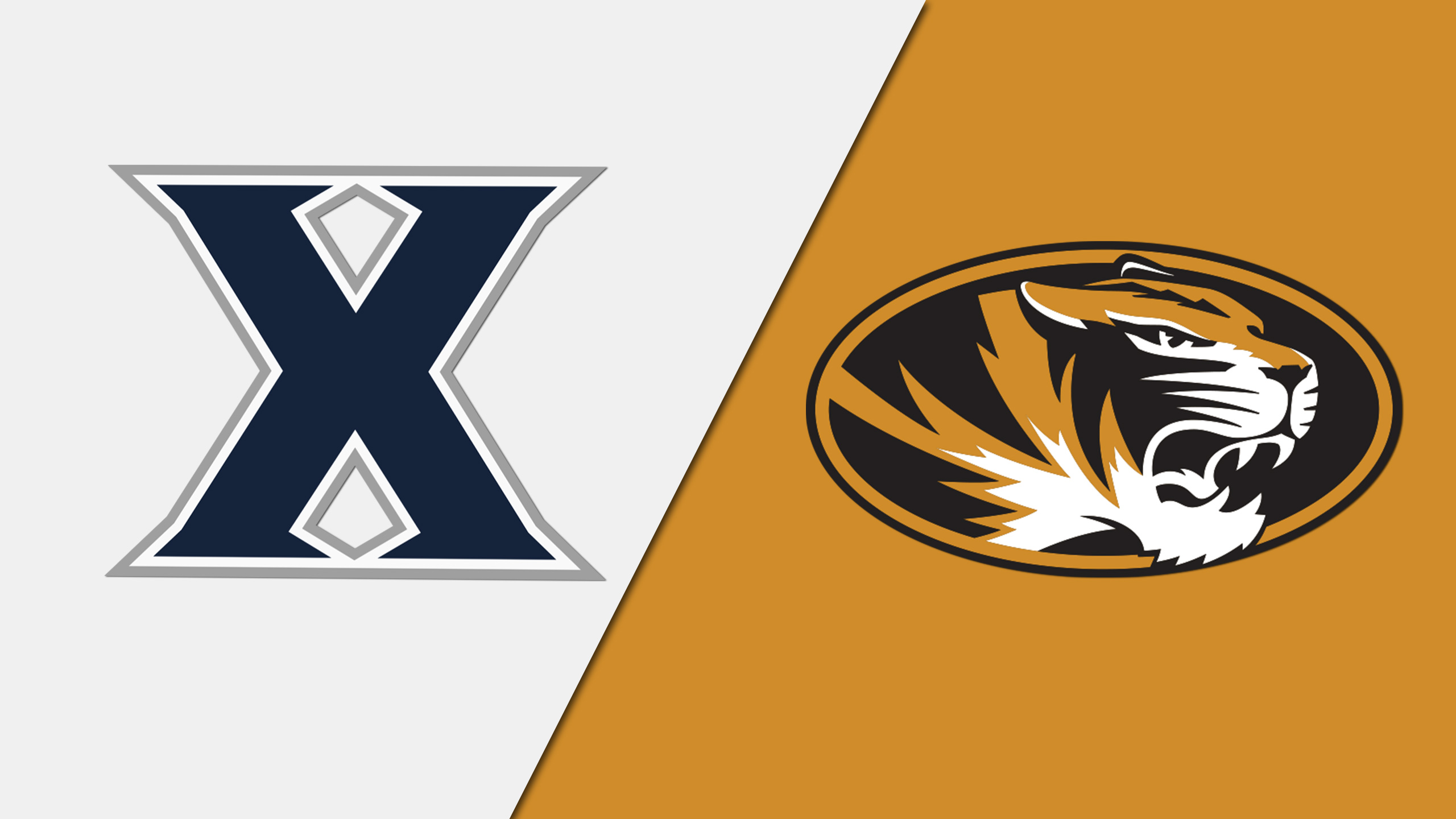Xavier vs. Missouri (M Basketball) (re-air)