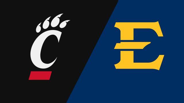 Cincinnati vs. East Tennessee State (W Volleyball)
