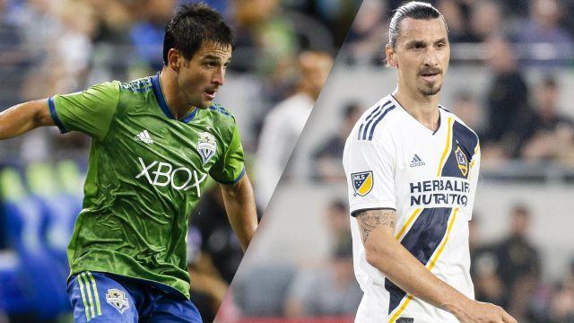 Seattle Sounders FC vs. LA Galaxy