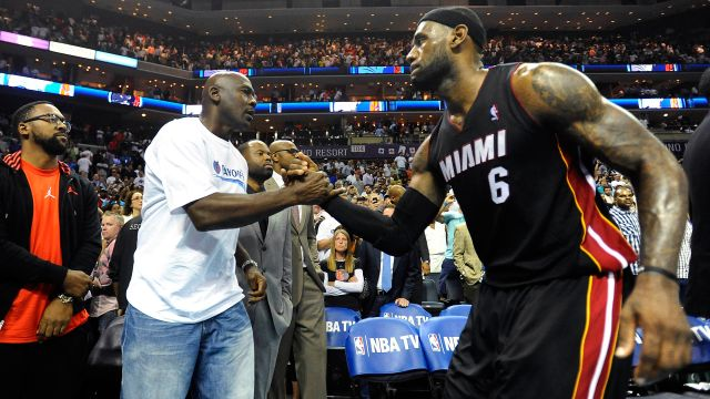 O Maior Debate: Jordan ou LeBron?
