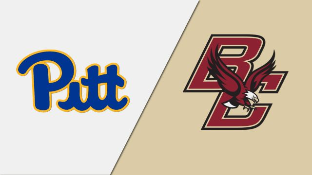 #3 Pittsburgh vs. Boston College (W Volleyball)