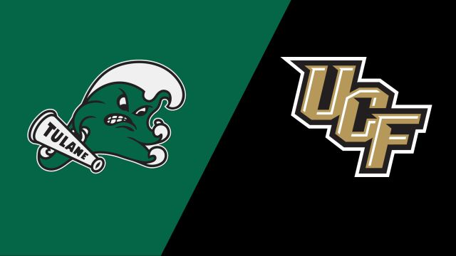 Sat, 2/22 - Tulane vs. UCF (M Basketball)