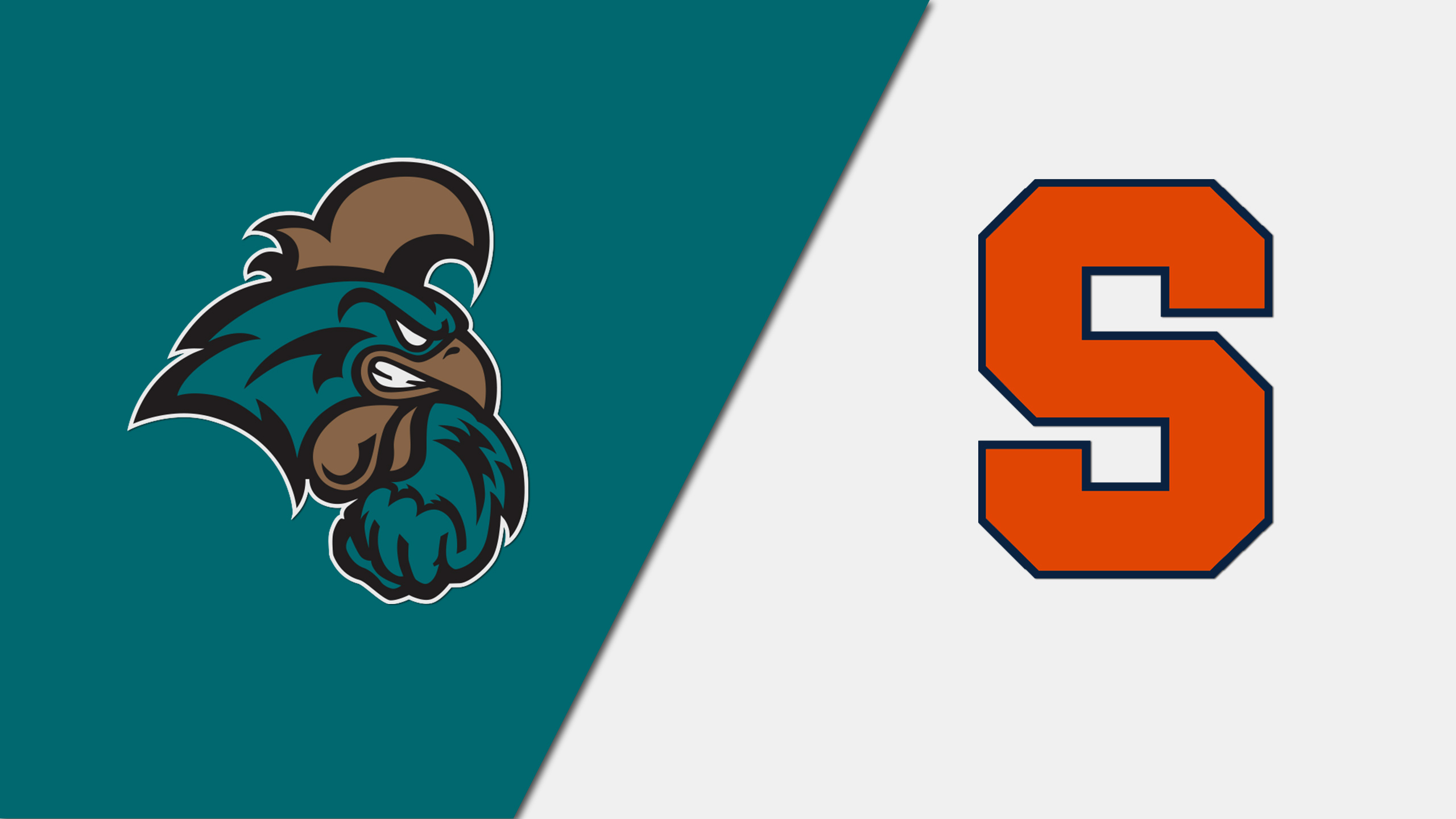 Coastal Carolina vs. Syracuse (W Lacrosse)