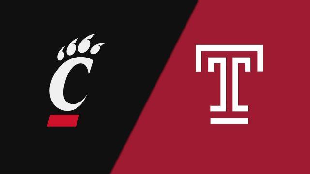 Cincinnati vs. Temple (W Basketball)