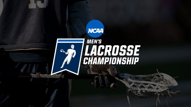 NCAA Lacrosse Championship - Trophy Ceremony (NCAA Men's Lacrosse Championship)