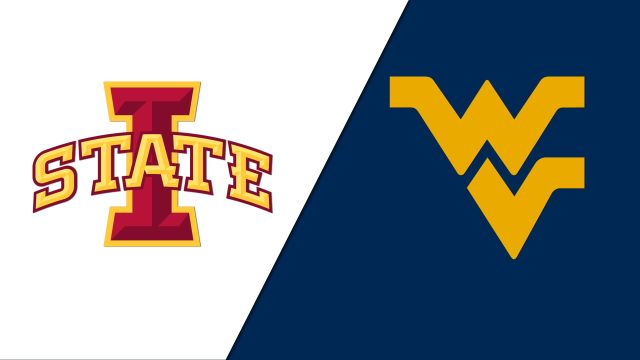 Sat, 10/12 - Iowa State vs. West Virginia (Football)