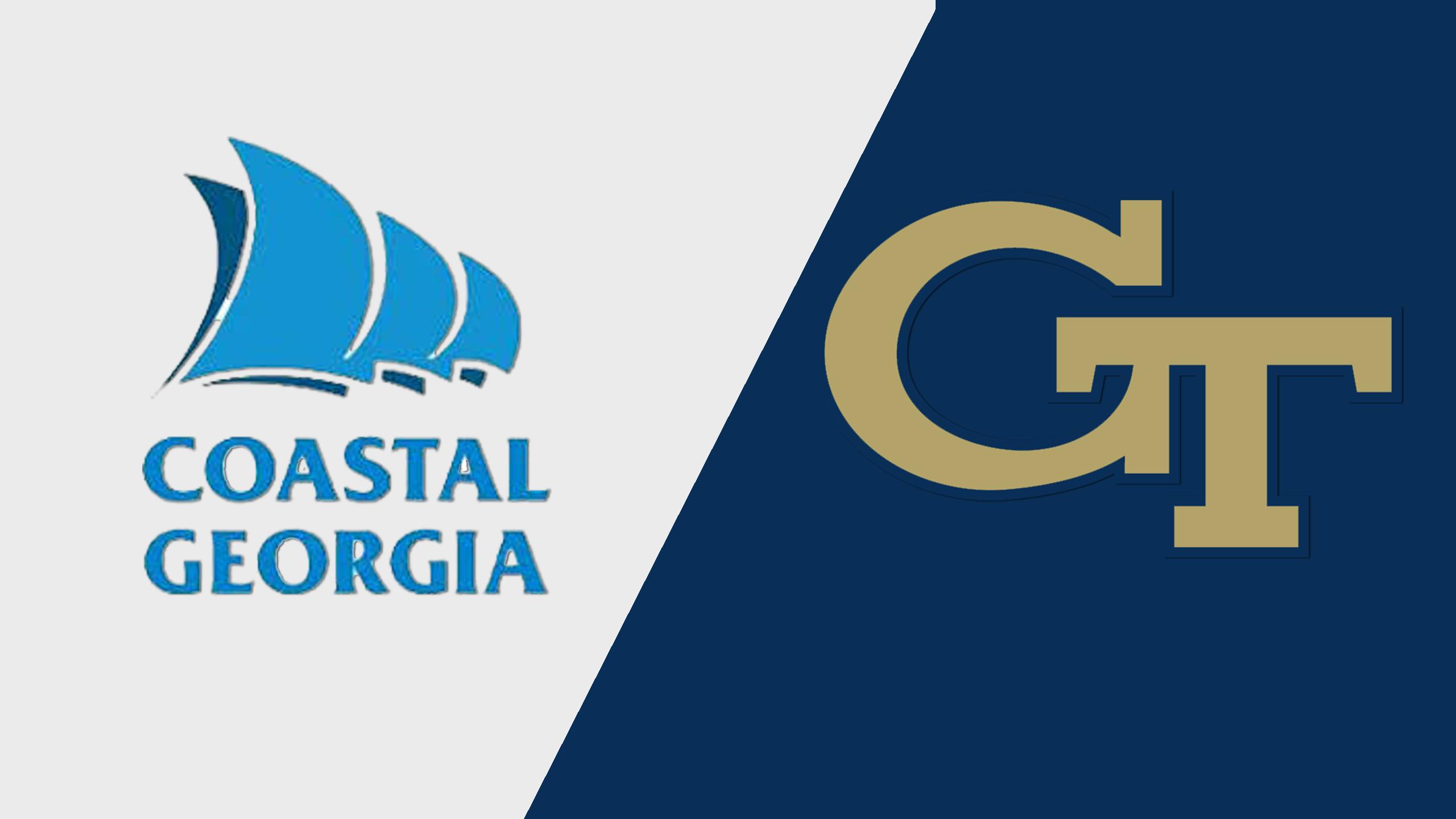 Coastal Georgia vs. Georgia Tech (W Basketball)
