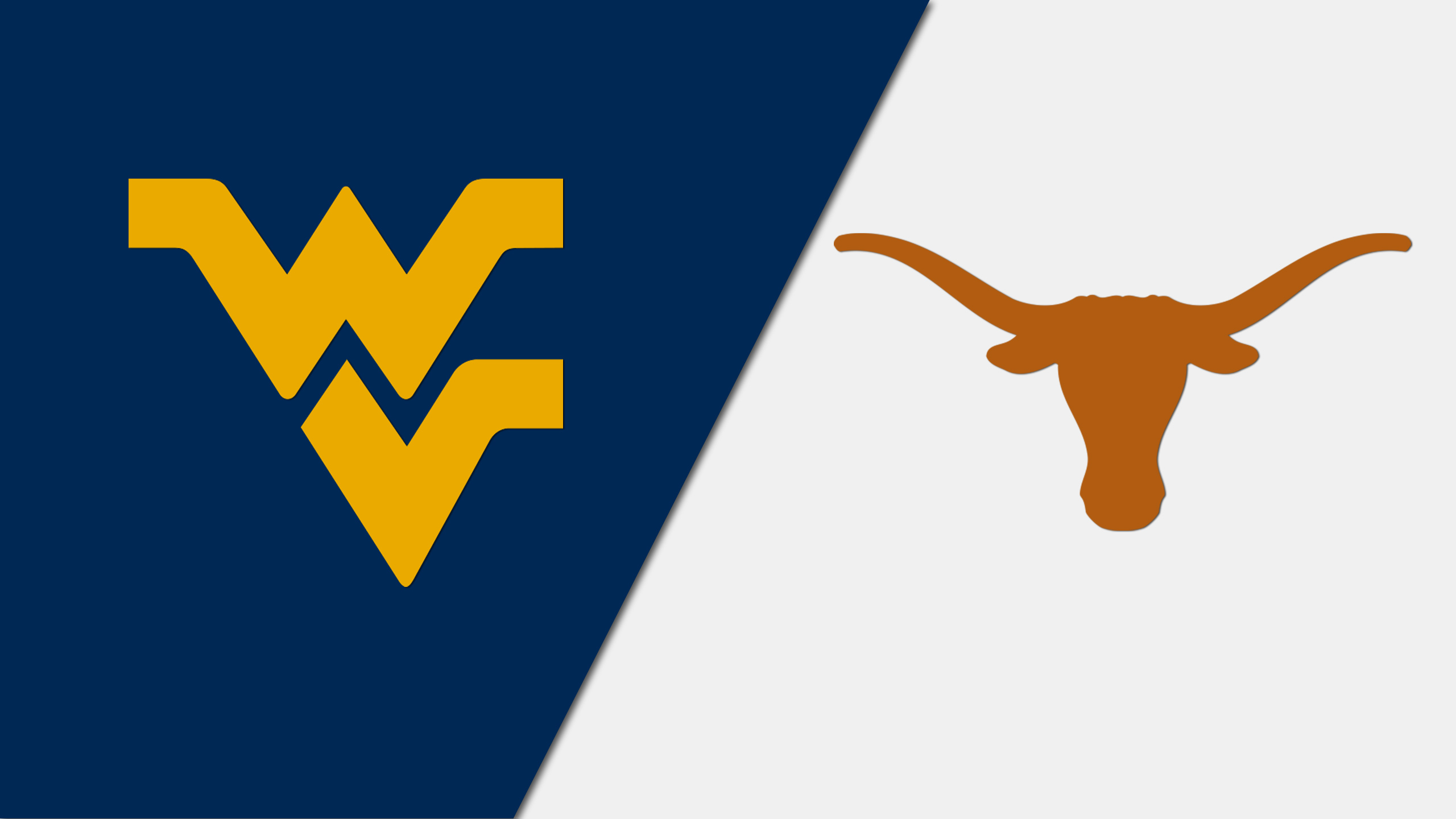 West Virginia vs. Texas (Baseball) (re-air)