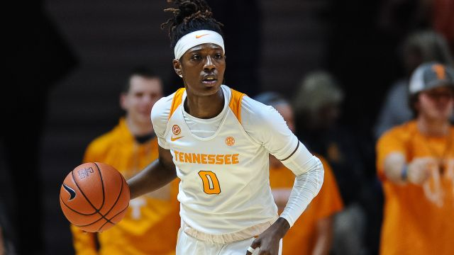 LSU vs. #23 Tennessee (W Basketball)