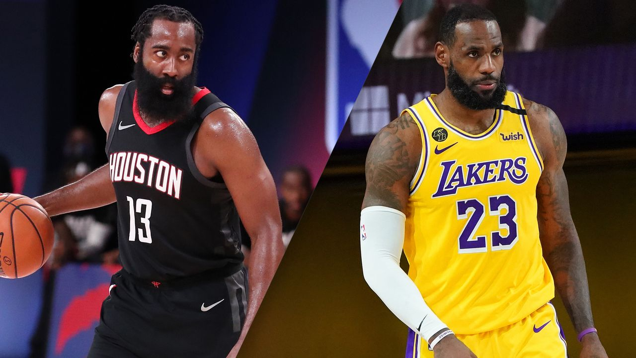 Houston Rockets Vs Los Angeles Lakers Conference Semifinals Game 2 Watch Espn