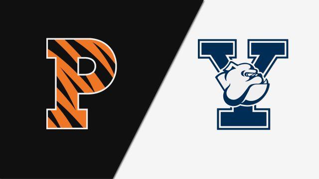 Princeton vs. Yale (Court 4) (M Tennis)