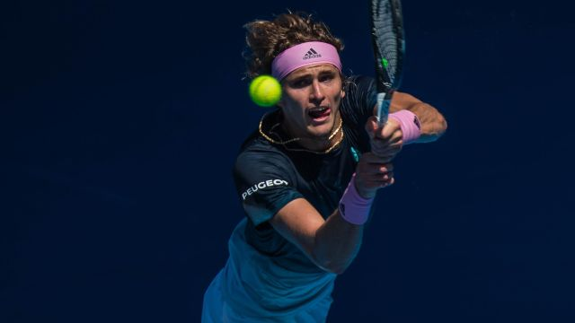 (7) Zverev vs. Cecchinato (Men's First Round)