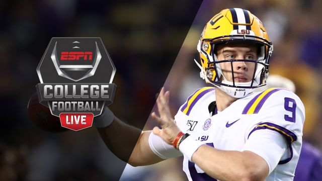 Tue, 10/15 - College Football Live