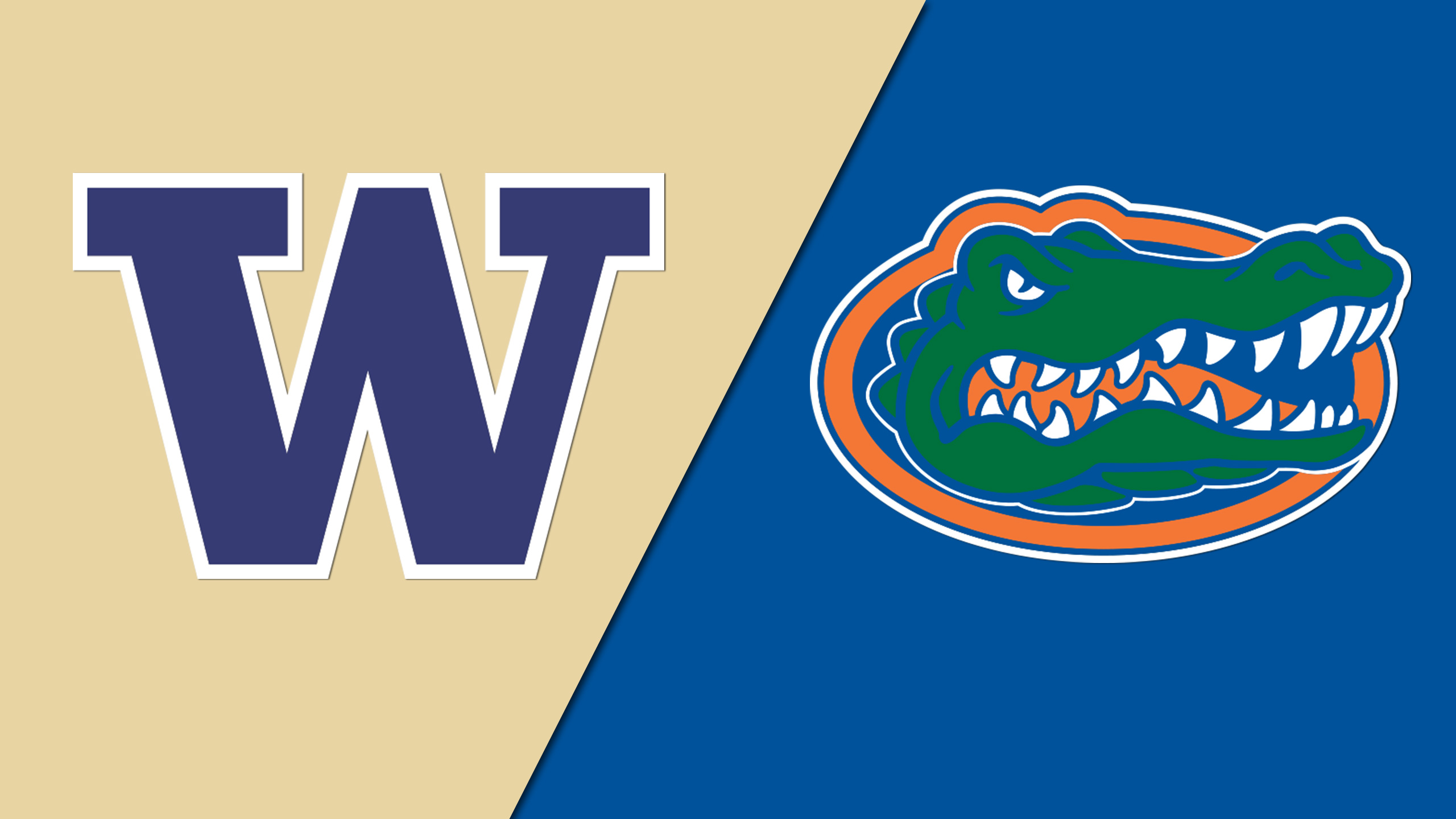 Washington vs. #7 Florida (W Soccer)