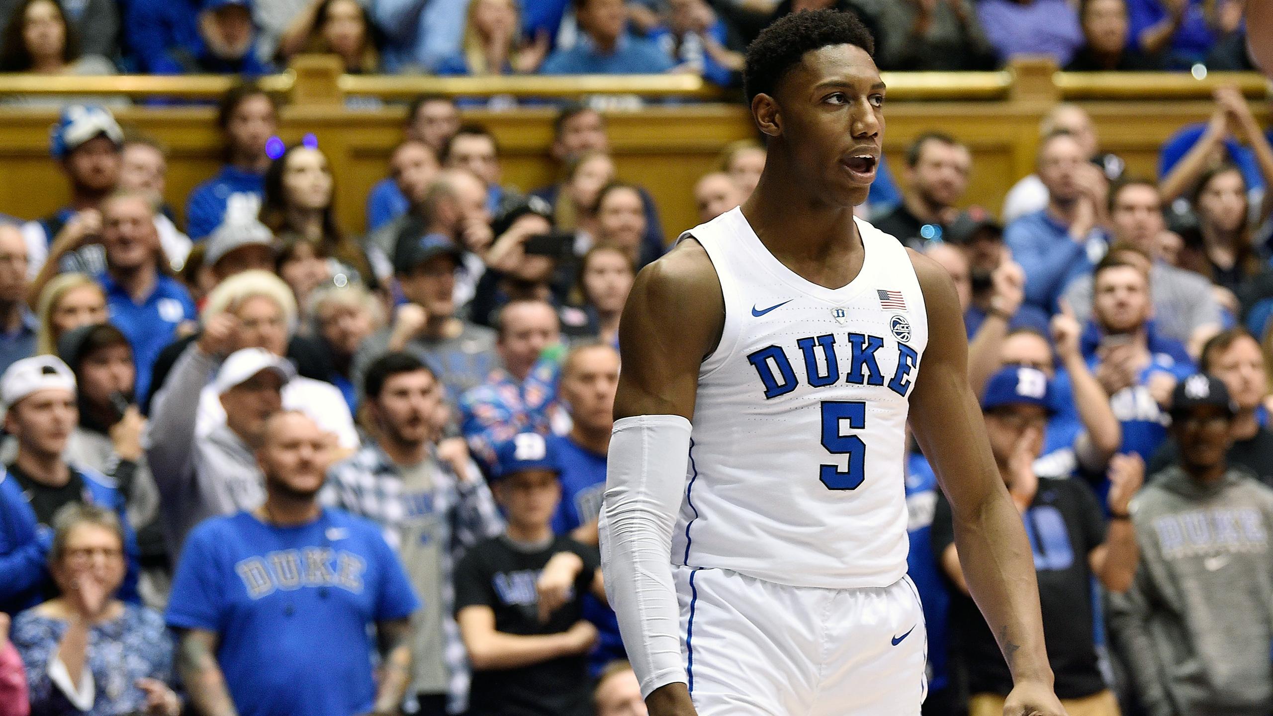Clemson vs. #1 Duke (M Basketball)
