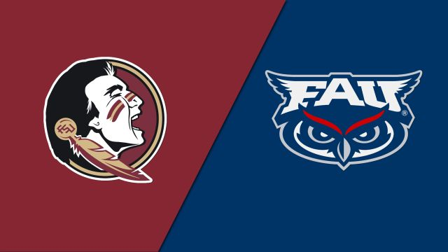 Florida State vs. Florida Atlantic (Site 4 / Game 1)