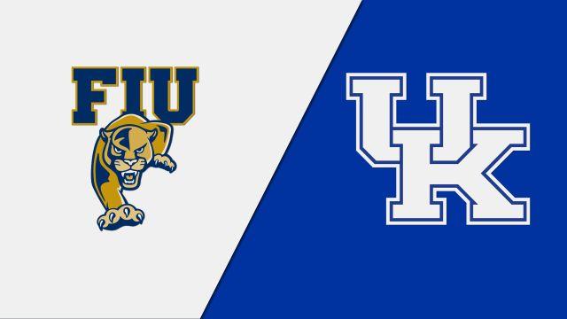 #15 Florida International vs. #16 Kentucky (M Soccer)