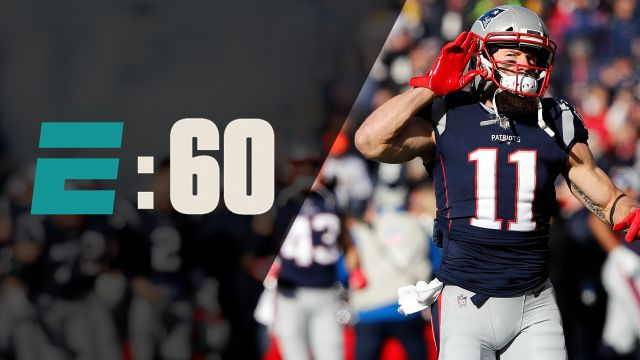 E:60 Profile: Julian Edelman