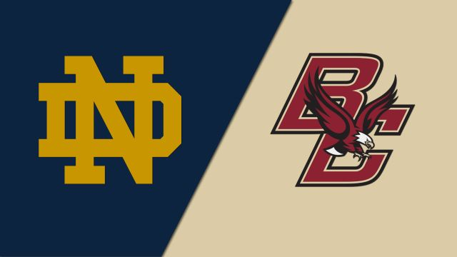 #4 Notre Dame vs. #1 Boston College (W Lacrosse)