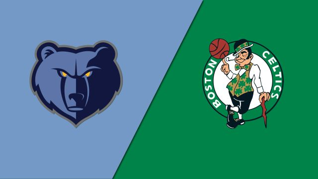 Memphis Grizzlies vs. Boston Celtics (Quarterfinal)