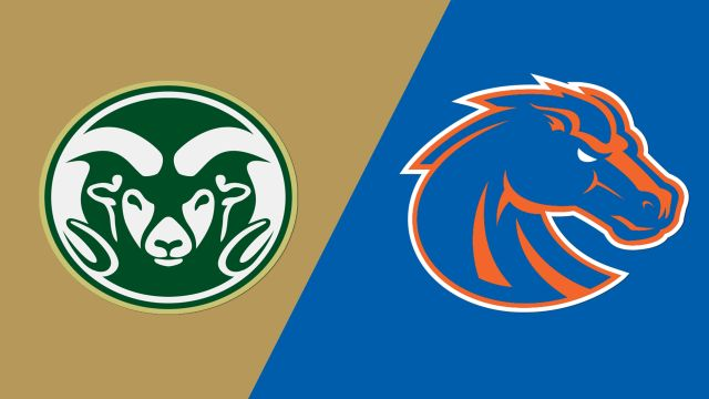 Colorado State vs. Boise State